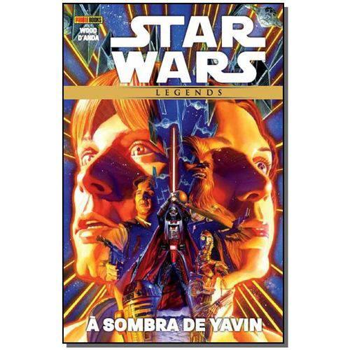 Tudo sobre 'Star Wars Legends: a Sombra de Yavin'