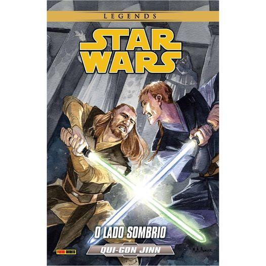 Tudo sobre 'Star Wars Legends - o Lado Sombrio - Panini'