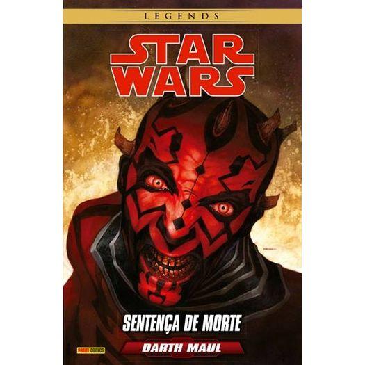 Tudo sobre 'Star Wars Legends - Sentenca de Morte'