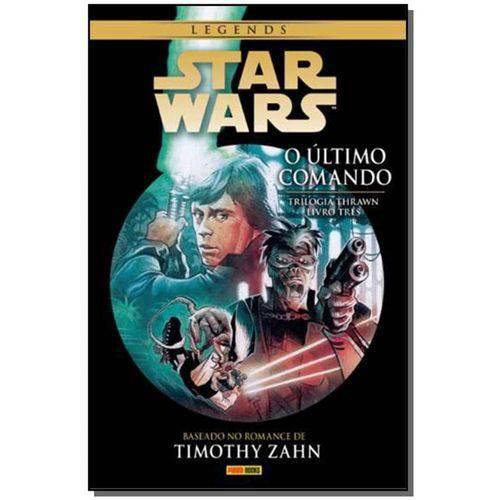 Tudo sobre 'Star Wars - o Último Comando'