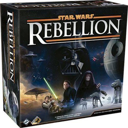 Tudo sobre 'Star Wars Rebellion Jogo de Tabuleiro Galapagos Swr001'