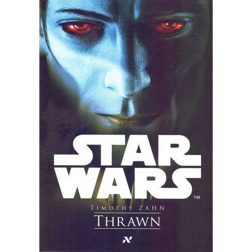 Tudo sobre 'Star Wars - Thrawn'