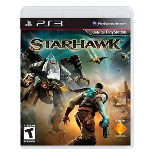 Tudo sobre 'Starhawk - PS3'