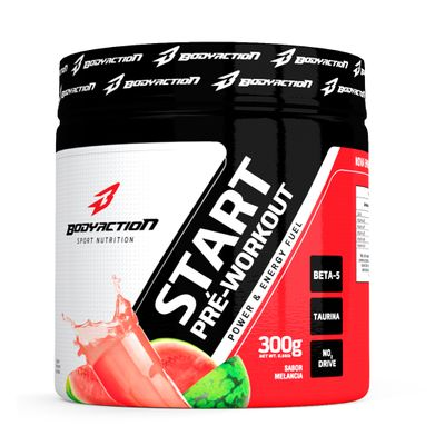 Start 300g - Body Action Start 300g Melancia - Body Action