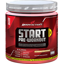 Start Pré-Workout 300g - Body Action