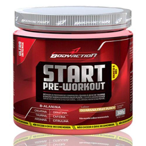 Start Pré-Workout - 300g - Body Action