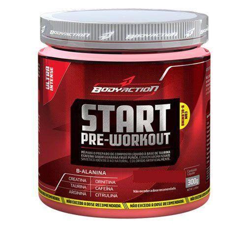 Start Pre-Workout 300g Melancia - Body Action 4070004