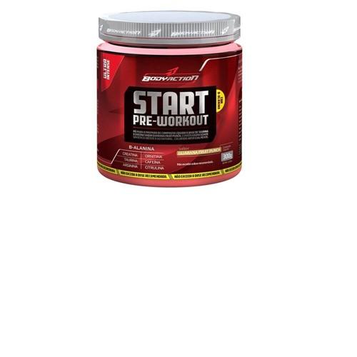 Start Pré-Workout 300gr - Body Action