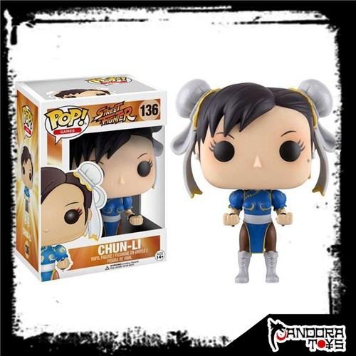 Street Fighter Chun-Li - Pop Funko