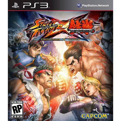 Tudo sobre 'Street Fighter X Tekken - Ps3'