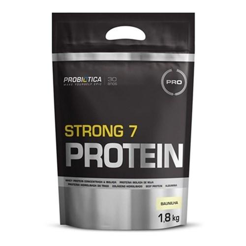Tudo sobre 'Strong 7 Protein 1,8kg - Probiotica'