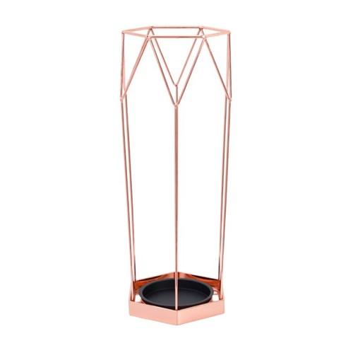 Structure Porta-guarda-chuva Cobre/preto