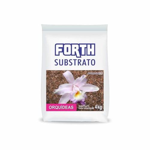 Substrato para Orquídeas 4kg Forth