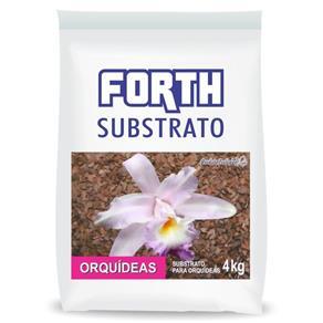 Substrato para Orquídeas Forth 4 Kg