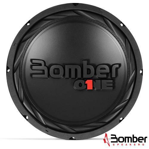 Tudo sobre 'Subwoofer Bomber One Sw12bo200 B4 12 Polegadas 200w Rms 4 Ohms'