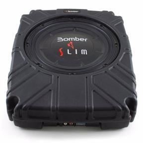"Subwoofer - Caixa Selada Slim 8"" Bomber - 200W Rms"