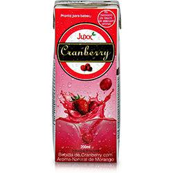 Suco de Cranberry com Morango 200ml - Juxx