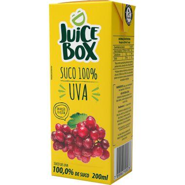 Suco de Uva Juice Box 200ml