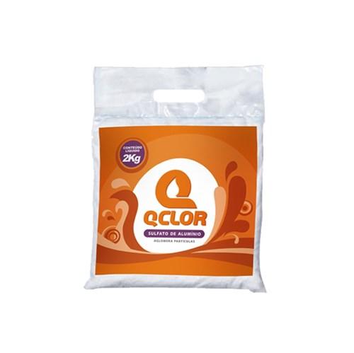 Sulfato de Alumínio 2Kg QClor