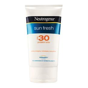 Sun Fresh FPS30 Neutrogena - Protetor Solar - 120ml