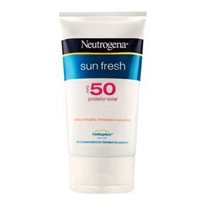 Sun Fresh FPS50 Neutrogena - Protetor Solar - 120ml - 120ml