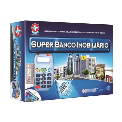 Tudo sobre 'Super Banco Imobiliario Estrela'