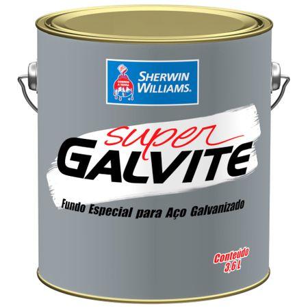 Super Galvite 3,6 Litros Branco