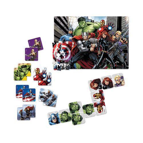 Tudo sobre 'Super Kit de Jogos - os Vingadores'