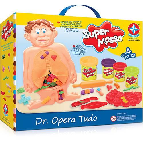 Tudo sobre 'Super Massa - Dr.Opera Tudo - Estrela'