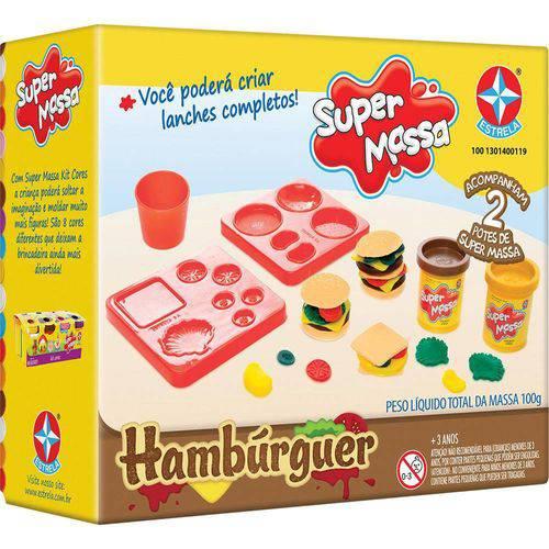 Tudo sobre 'Super Massa Hamburguer Estrela'