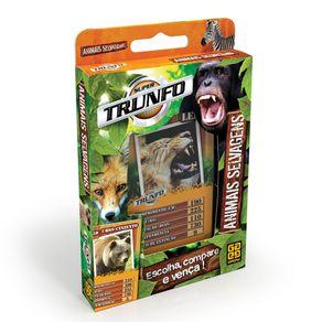 Tudo sobre 'Super Trunfo Animais Selvagens'