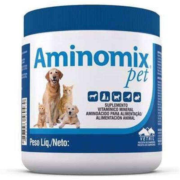 Suplemento Aminomix Pet - Vetnil