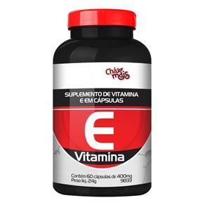 Suplemento de Vitamina e 60 Cápsulas