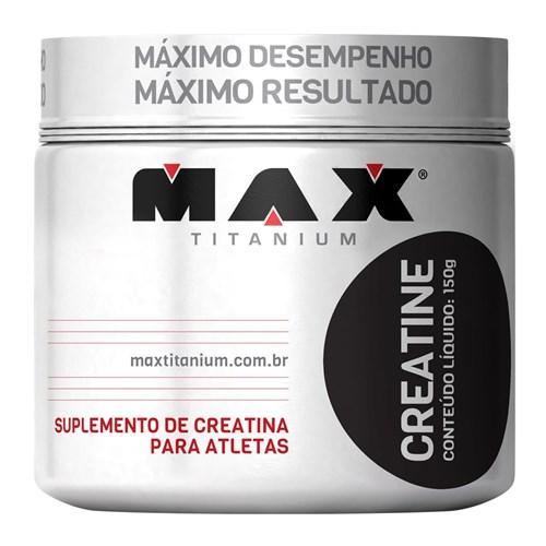 Suplemento Max Titanium Creatine Titanium 300g