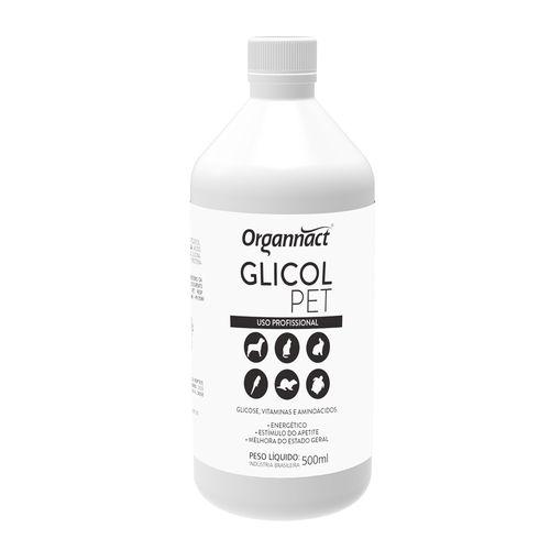 Suplemento Organnact Glicol Pet - 500 ML