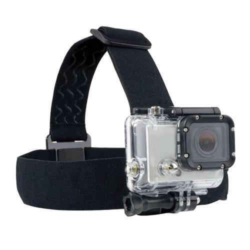 Suporte de Cabeca Atrio para Camera de Acao - Multilaser Es072