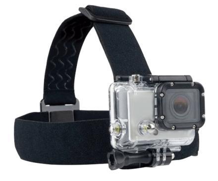 Suporte de Cabeça para Câmera de Ação - Atrio