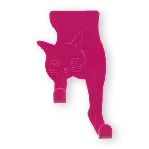 Suporte de Porta para Toalhas Gato