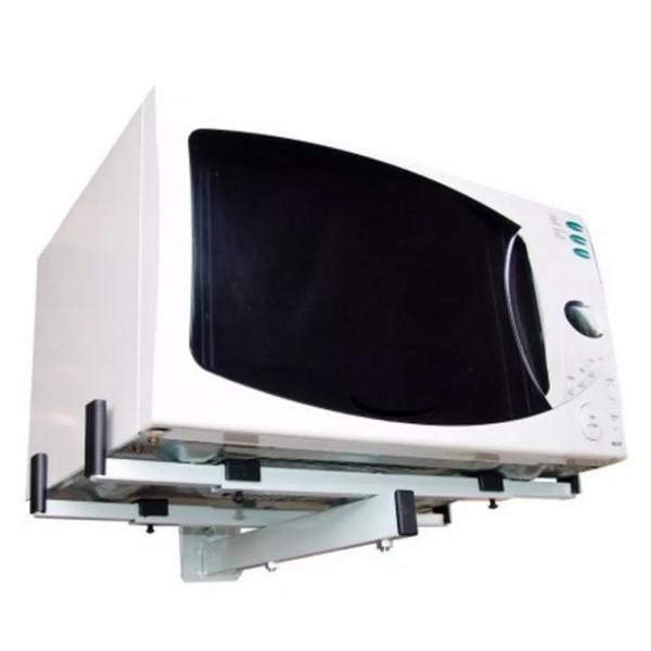 Suporte para Micro-Ondas ou Forno Elétrico Branco SBR3.6 Brasforma