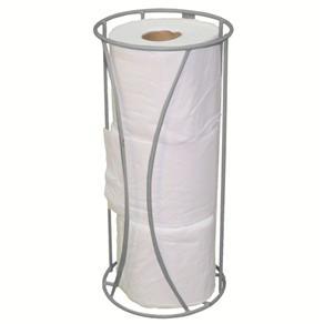 Suporte para Papel Higiênico Metaltru - Cromo