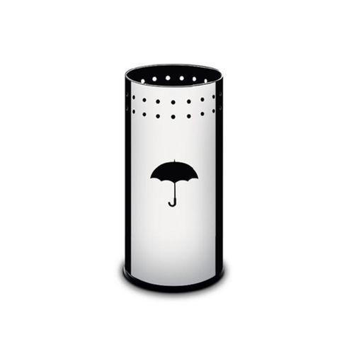 Suporte Porta Guarda-chuva em Aço Inox Martinazzo