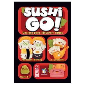 Sushi Go - Devir - em Português