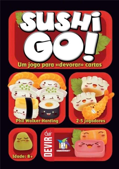 Sushi Go - Devir