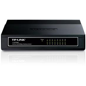 Tudo sobre 'Switch 16 Portas 10/100 Tl-SF1016D Tp-Link'