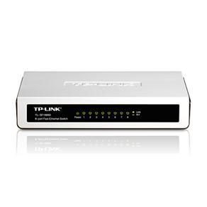 Switch 8 Portas 10/100 TP-Link TL-SF 1008D