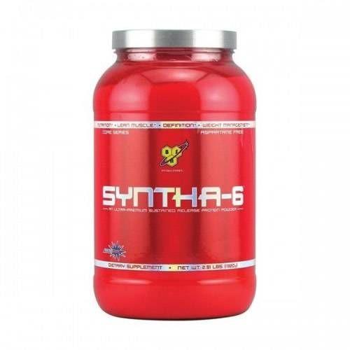 Syntha-6 1,1kg Morango - Bsn