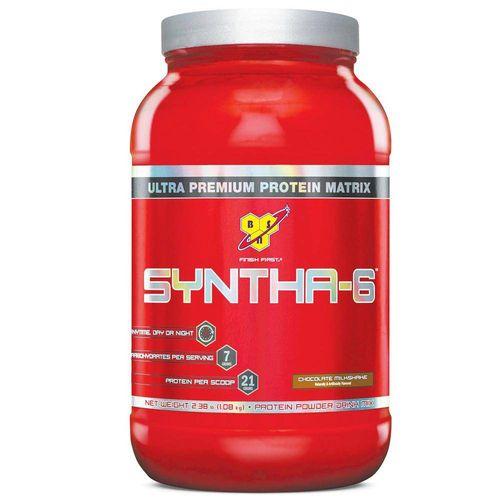 Syntha-6 (1080g) - Bsn - Chocolate C/ Amendoim