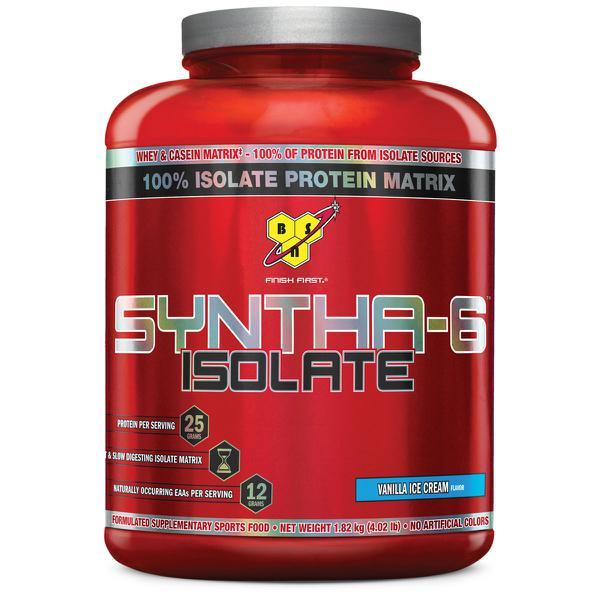 Syntha-6 Isolate 1,7kg - BSN