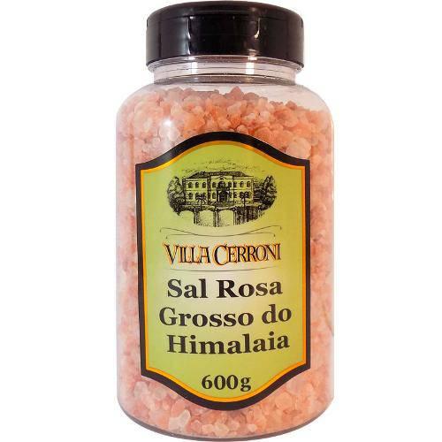 T - Sal do Himalaia Grosso - 600g