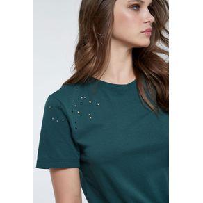 T-Shirt Stonada Bella Verde Pinho - P